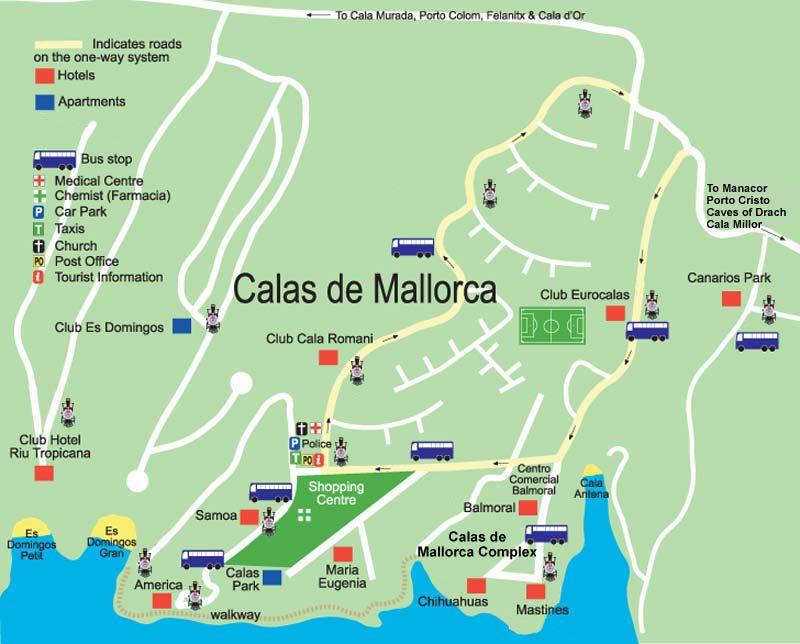 Mallorca Hotel  Personen