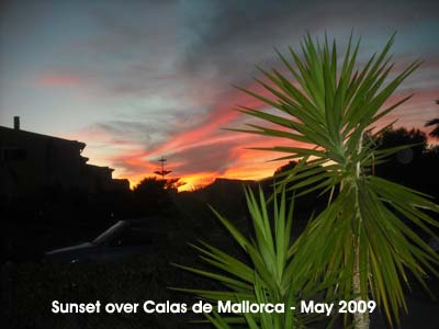 views of calas de mallorca,majorca